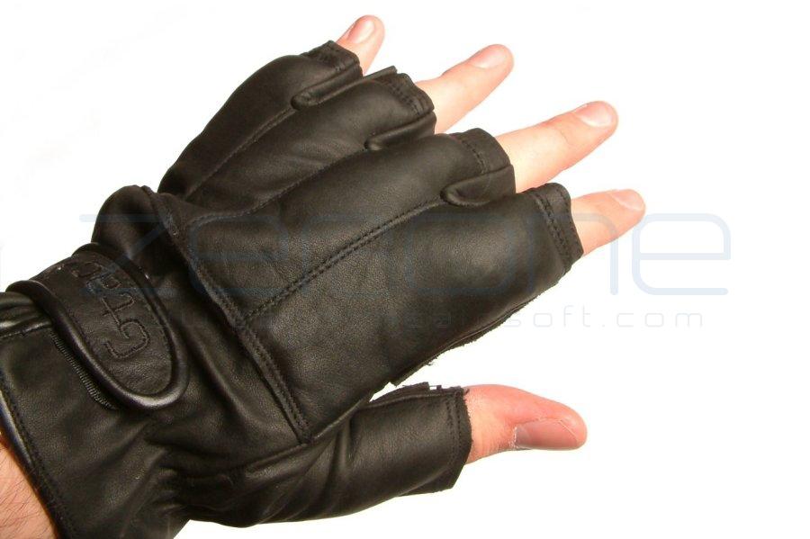 G-Tac Shot Defender Fingerless Gloves - Size Extra Large