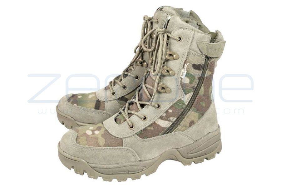 Viper Special Ops Boots (MultiCam) - Size 12