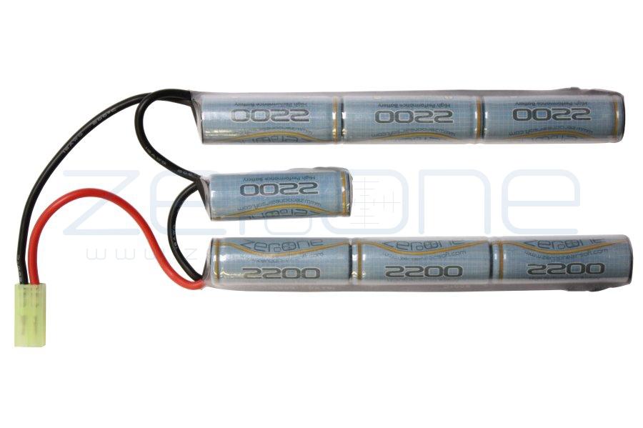 Zero One 8.4v 2200mAh NiMH High Performance Battery for Crane Stocks