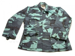 Tru-Spec U.S. BDU Shirt (Midnight Urban) - Chest M 37-41""