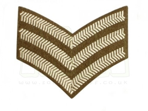 Jumper/Brassard Stripes - Sgt © Copyright Zero One Airsoft