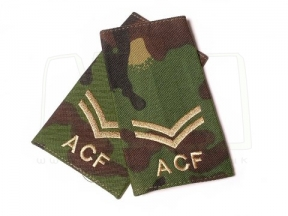 Rank Slide Pair (DPM) - Cpl ACF