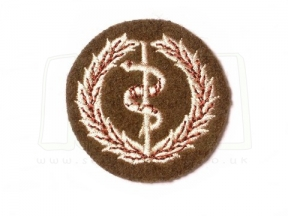 Qualification Badge - Medic Trainer (Colour)