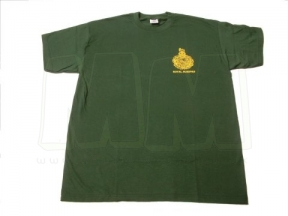 Royal Marines T-Shirt (Green) - Size Extra Large