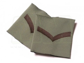 Combat Patch Pair - L/Cpl (Subdued)