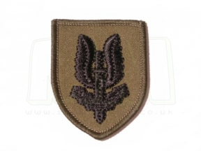 Cloth Capbadge - SAS Rgt. (Subdued)