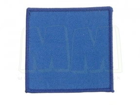 Blue Troop Blue Square