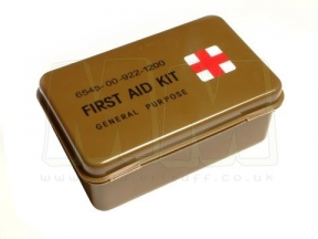 Tru-Spec Large GI First Aid Kit