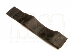 Tru-Spec Commando Watchband (Black) - 7""