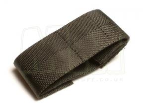 "Tru-Spec Commando Watchband (Black) - 8 1/4"" © Copyright Zero One Airsoft"