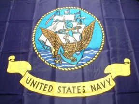 "Tru-Spec ""U.S. Navy Seals"" Flag - 90cm x 150cm"