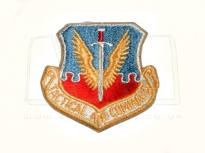 U.S. Genuine Issue Tactical Air Command (Colour)