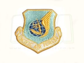 U.S. Genuine Issue Pacific Air Forces (Colour) © Copyright Zero One Airsoft