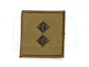 Helmet Rank Patch - Lieutenant (Subdued)