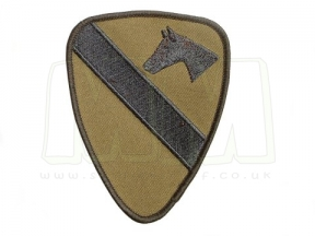 U.S. 1st Cavalry Division (Subdued)