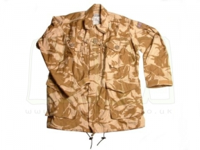 British Genuine Issue Soldier 2000 Jacket (Desert DPM) - Chest 120cm