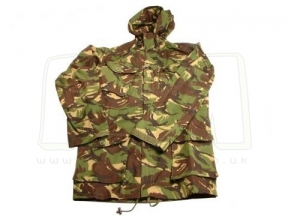 British Genuine Issue Soldier 2000 Windproof Smock (DPM) - Chest 112cm