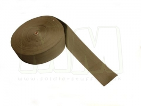 U.S. Genuine Issue GI Webbing Strap, 95mm Wide (Priced Per Meter) © Copyright Zero One Airsoft