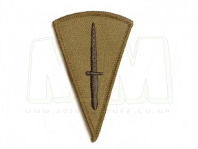 Qualification Badge - Commando (Subdued)