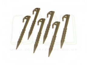 Vanguard Pack of 6 Basha Pegs