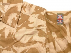 British Genuine Issue Soldier 2000 Shirt (Desert DPM) - Chest 112cm