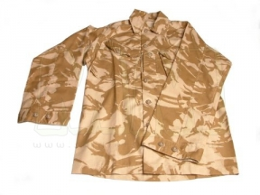 British Genuine Issue Soldier 2000 Shirt (Desert DPM) - Chest 96cm
