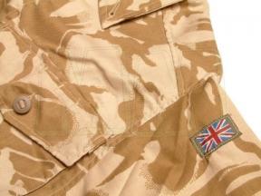 British Genuine Issue Soldier 2000 Shirt (Desert DPM) - Chest 96cm