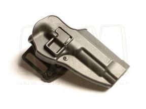 Blackhawk CQC SERPA Holster for Glock 17, 22, 31 & 18C Right Hand (Black)