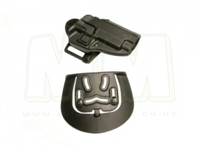 Blackhawk CQC SERPA Holster for Sig P220 & P226 Right Hand (Black)