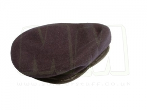 British Genuine Issue Beret (Navy) - Size 60 (Super Grade)