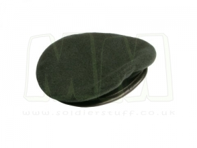 British Genuine Issue Beret (Forest Green) - Size 61