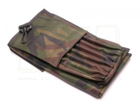 BCB Patrol Commanders Map Case (Camo)