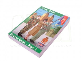 Army Cadets Pocket Book - Part 1