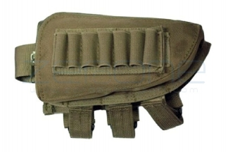 Mil-Force Stock Cheek Pad (Olive)
