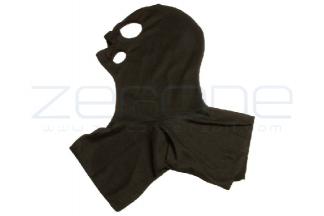 G-Tac Nomex 5-Hole S10 Respirator Hood (Black)
