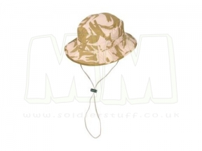 British Style Special Forces Bush Hat (Desert DPM) - Size 60cm
