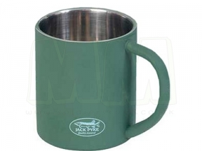 Jack Pyke 350ml Stainless Steel Mug