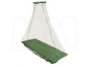 Mil-Com Camp Bed Mosquito Net