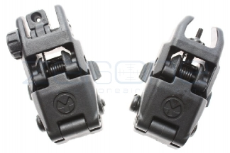 MagPul PTS MBUS Rear Sight (Black)