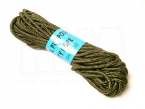 Mil-Com 5mm ParaCord, 15m (Olive)