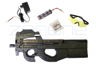 Classic Army Sportline AEG P90 + Value Package