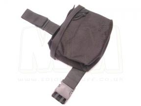 Viper Drop Leg Dump Bag (Black)