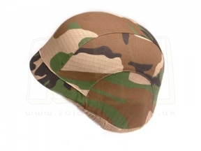 Viper U.S. M-88 Helmet (with US Woodland, Choc-Chip & Olive Covers)