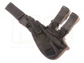 Viper Pistol Drop Leg Holster (Black)