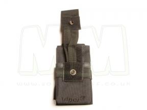 Viper MOLLE GPS/Radio/Phone Pouch (Black)