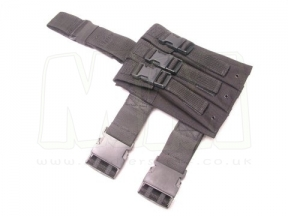 Viper MP5 Triple Magazine Drop Leg Holster (Black)