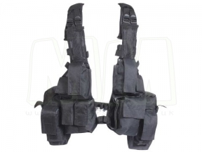 Viper South African Assault Vest (Black)