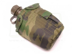 Mil-Com Waterbottle with Camo Cover