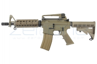 WE GBB M4 CQB-R (Tan)