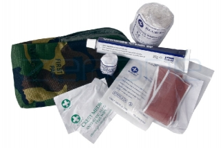 Web-Tex Small First Aid Kit (DPM)